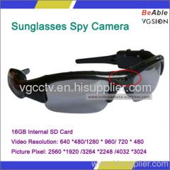 Mini Sunglasses Spy Camera