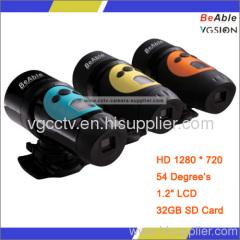 Outdoor Sports Camera/ Helmet Camera, Action Camera