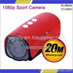 RD32 II Ambarella 1080p Sport Camera (20m Waterproof)