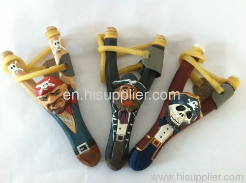2013 wood carving slingshot