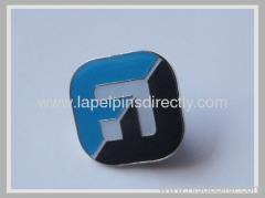 Die Struck Soft Enamel Lapel Pins