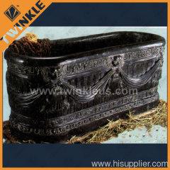 handmade natural stone bathtub