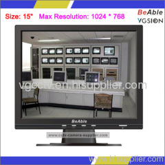New VGSION'S CCTV monitor