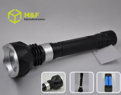 CREE XML T6 outdoor led flashlight
