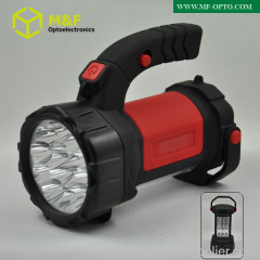 rechargeable battery led high power spotlight lantern led se
