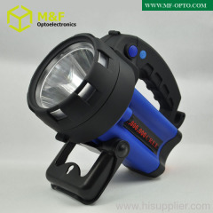 Multifunctional led spotlight rechargeable