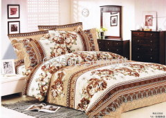 100% Cotton Mircrofiber Printing Bedding Sets