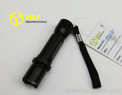handy led mini flashlight with strap