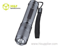 portable cree q5 led torch flashlight