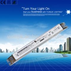 T8 fluorescnt electronic ballasts 18W