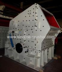 Three-curtain cavity hydraulic impact crusher PFW series