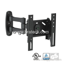 Brateck Anti-theft LED/LCD TV Wall Mount Bracket
