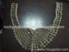 PI-072 cotton necklace 2011