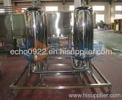 Beer and beverage Membrane filter machine