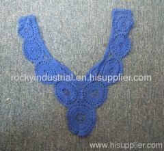 PI-175 Clematis Blue Necklace 2010