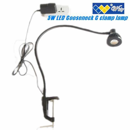 Clamp Desk Lamp Led task led desk lamp clamp on from china manufacturer - ningbo weidi