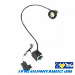 machine led light gooseneck lamp