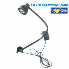 flexible hose led adjustable lamp
