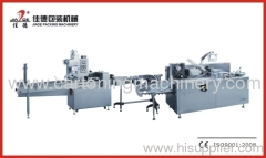 Pillow Wrapping Machine And Cartoning Machine