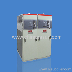 Medium Voltage SF6 Ring Main Unit (JPU1-12)