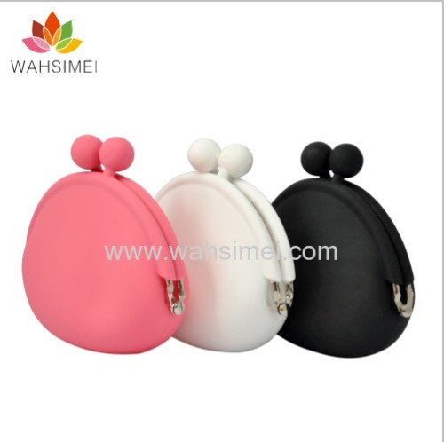 hot promotion gifts silicone coin wallets