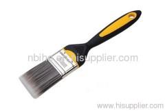 flat style sinthetic fiber soft comfortable grip handle pain