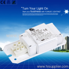 Ningbo yuanjie lighting electric devices co 7/9w ballast