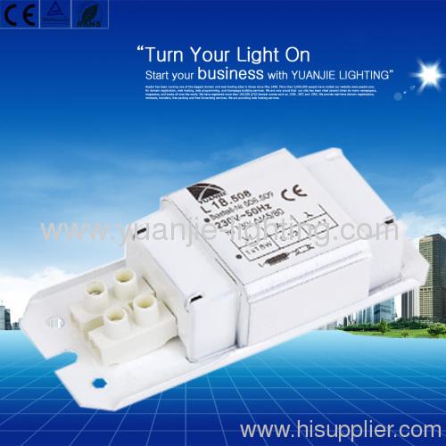 Ningbo yuanjie lighting electric devices co 7/9w ballast