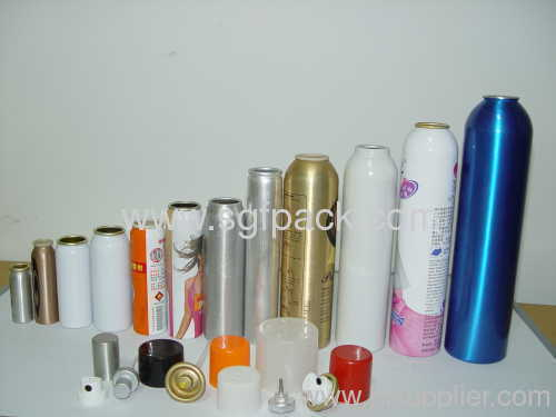 Mist spray bottle air-freshener value aerosol cans cosmetic package daily care hot sale