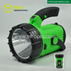 led rechargeable spotlight battery