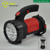 15+12 LED Handheld rechargeable 12v led spotlight price