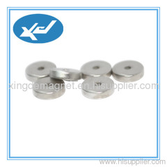 N38 Neodymium ring magnets for speaker