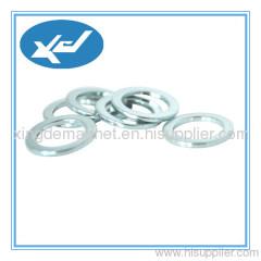 N45 NdFeB ring magnet Zn coating