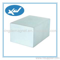N50 Block Sintered Ndfeb Magnet