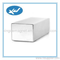 N52 Rare Earth Permanent block Magnet (Sintered NdFeB)