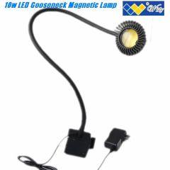 task magnetic LED flood lamp
