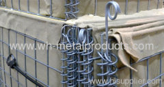 wire mesh gabion explosion-proof wall