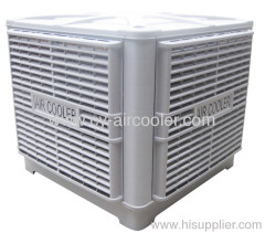 18000 m3/h 12 speed with the frequency converter evaporative air cooler