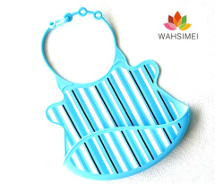 silicon baby bib for baby