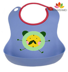 waterproof silicone bib for baby