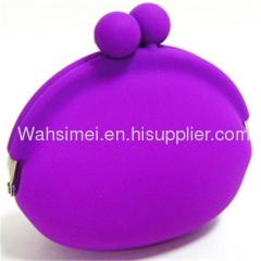 fashion newest silicone wallets