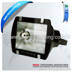 Specialize in 70-150W Building outwall floodlight