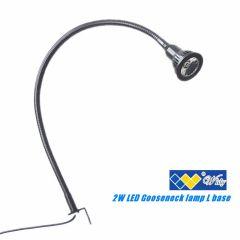 LED stand lights for display hose
