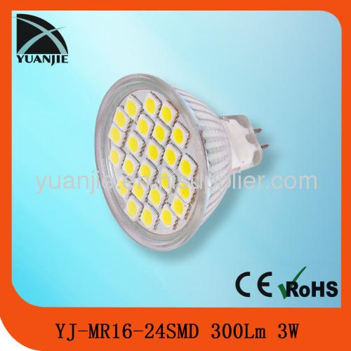 MR16 LED Lamp 3W