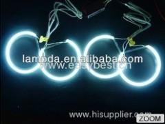 cool decoration car ccfl angel eyes auto light kits