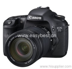 CANON EOS-7D digital camera