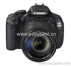 Canon Eos 600D digital camera