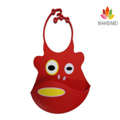 Best selling baby products silicone bibs for baby from China