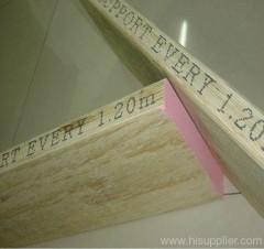 LVL wood scaffold board