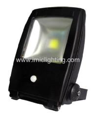 Aluminium 30W COB Sensor LED Flood Light
